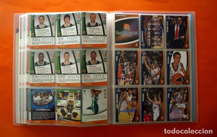 Coleccionismo deportivo: Trading Cards Colección oficial A.C.B. 2008-2009, 08-09 - COMPLETO - Panini - Ver fotos interior - Foto 34 - 83496888