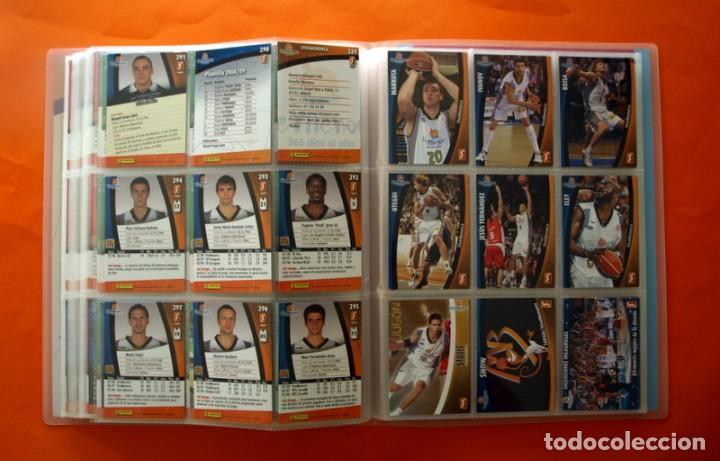 Coleccionismo deportivo: Trading Cards Colección oficial A.C.B. 2008-2009, 08-09 - COMPLETO - Panini - Ver fotos interior - Foto 35 - 83496888