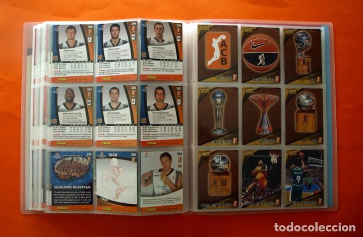 Coleccionismo deportivo: Trading Cards Colección oficial A.C.B. 2008-2009, 08-09 - COMPLETO - Panini - Ver fotos interior - Foto 36 - 83496888