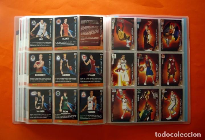 Coleccionismo deportivo: Trading Cards Colección oficial A.C.B. 2008-2009, 08-09 - COMPLETO - Panini - Ver fotos interior - Foto 38 - 83496888