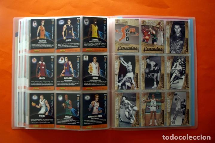 Coleccionismo deportivo: Trading Cards Colección oficial A.C.B. 2008-2009, 08-09 - COMPLETO - Panini - Ver fotos interior - Foto 39 - 83496888