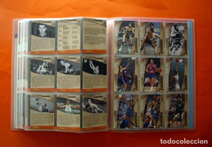 Coleccionismo deportivo: Trading Cards Colección oficial A.C.B. 2008-2009, 08-09 - COMPLETO - Panini - Ver fotos interior - Foto 40 - 83496888