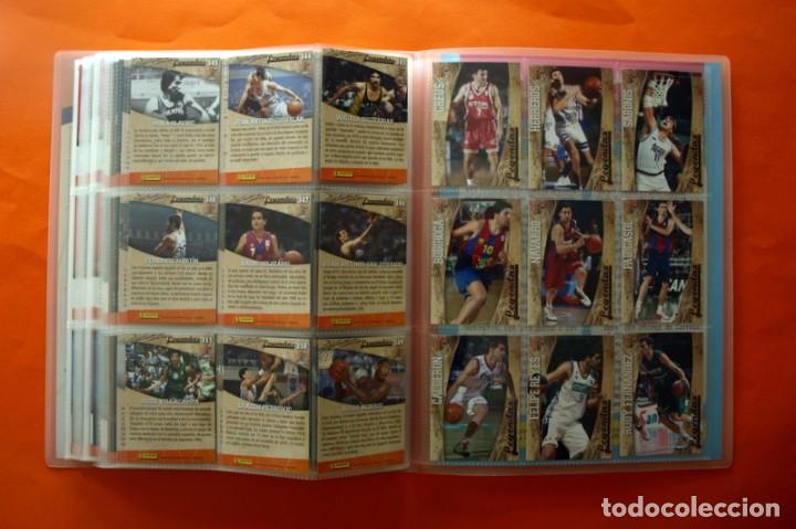 Coleccionismo deportivo: Trading Cards Colección oficial A.C.B. 2008-2009, 08-09 - COMPLETO - Panini - Ver fotos interior - Foto 41 - 83496888