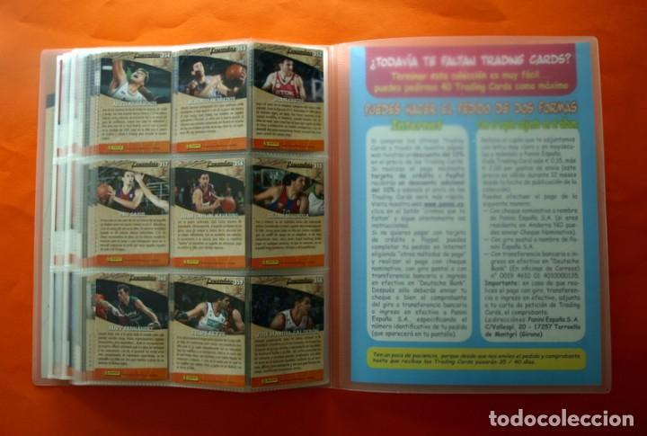 Coleccionismo deportivo: Trading Cards Colección oficial A.C.B. 2008-2009, 08-09 - COMPLETO - Panini - Ver fotos interior - Foto 42 - 83496888