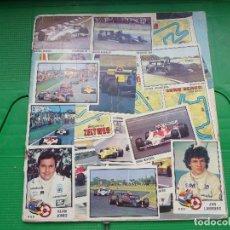 Coleccionismo deportivo: ALBUM F1 GRAND PRIX. Lote 83850864
