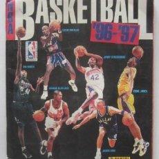 Coleccionismo deportivo: ALBUM BASKETBALL NBA 96-97. Lote 87367480
