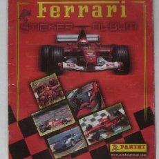 Coleccionismo deportivo: ALBUM FERRARI DE PANINI. Lote 87367944