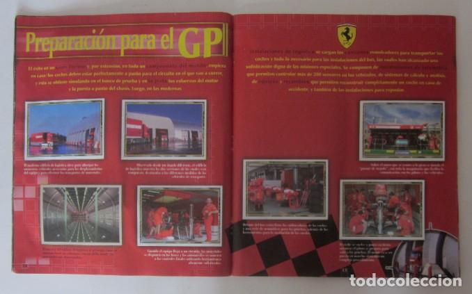 Coleccionismo deportivo: ALBUM FERRARI DE PANINI - Foto 6 - 87367944
