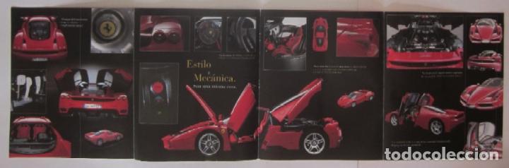 Coleccionismo deportivo: ALBUM FERRARI DE PANINI - Foto 8 - 87367944