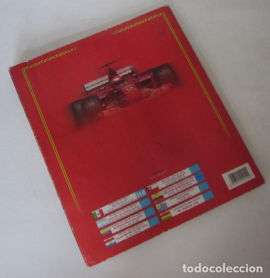 Coleccionismo deportivo: ALBUM FERRARI DE PANINI - Foto 9 - 87367944