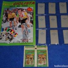 Coleccionismo deportivo: VUELTA CICLISTA - ASES DEL PEDAL - J.MERCHANTE (1987). Lote 93198460