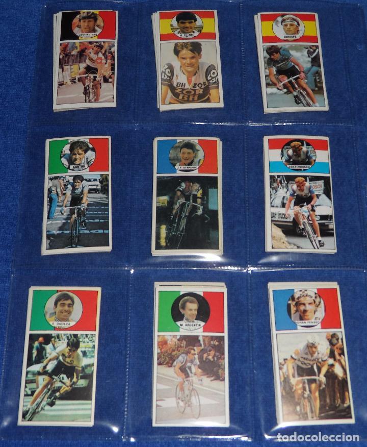 Coleccionismo deportivo: Vuelta ciclista - Ases del pedal - J.Merchante (1987) - Foto 3 - 93198460