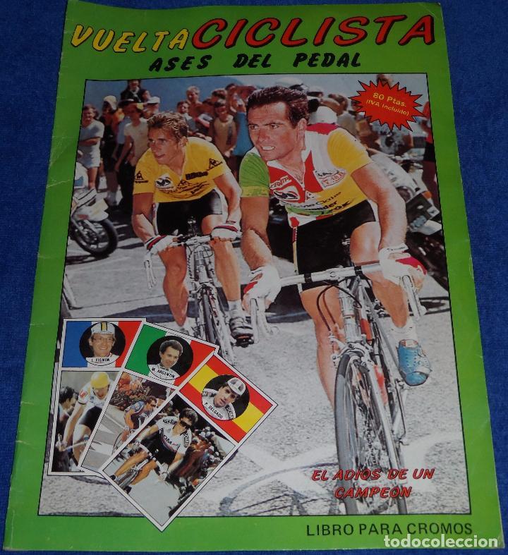 Coleccionismo deportivo: Vuelta ciclista - Ases del pedal - J.Merchante (1987) - Foto 5 - 93198460