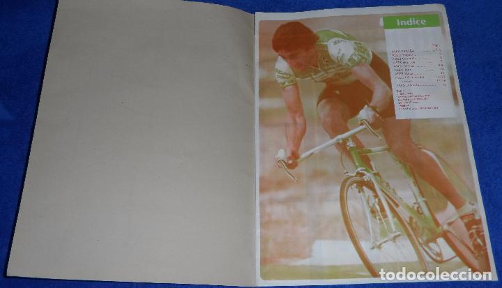 Coleccionismo deportivo: Vuelta ciclista - Ases del pedal - J.Merchante (1987) - Foto 6 - 93198460