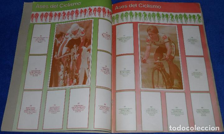 Coleccionismo deportivo: Vuelta ciclista - Ases del pedal - J.Merchante (1987) - Foto 7 - 93198460