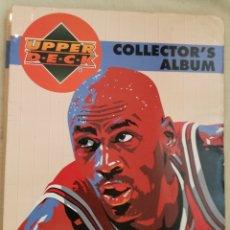 Coleccionismo deportivo: ALBUM COMPLETO CROMOS NBA AÑO 94.. Lote 94815228
