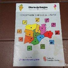 Coleccionismo deportivo: ÁLBUM I CONCENTRACIÓN OLÍMPICA DE LA JUVENTUD . Lote 95370895