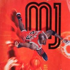 Coleccionismo deportivo: ALBUM DE MICHAEL JORDAN - BASKET USA - NBA - UPPER DECK. Lote 96170939