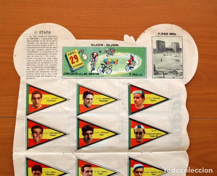 Coleccionismo deportivo: Álbum Ciclismo - Vuelta ciclista a España 1960 - Editorial Fher - Completo - Foto 7 - 97763767