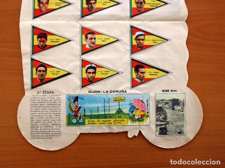 Coleccionismo deportivo: Álbum Ciclismo - Vuelta ciclista a España 1960 - Editorial Fher - Completo - Foto 8 - 97763767