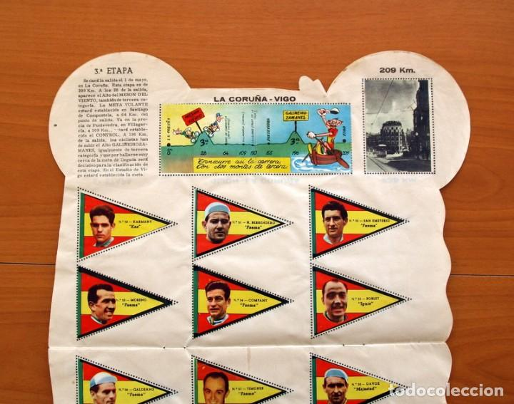 Coleccionismo deportivo: Álbum Ciclismo - Vuelta ciclista a España 1960 - Editorial Fher - Completo - Foto 9 - 97763767