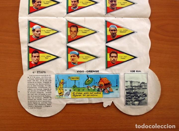 Coleccionismo deportivo: Álbum Ciclismo - Vuelta ciclista a España 1960 - Editorial Fher - Completo - Foto 10 - 97763767