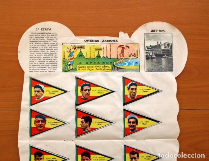 Coleccionismo deportivo: Álbum Ciclismo - Vuelta ciclista a España 1960 - Editorial Fher - Completo - Foto 11 - 97763767
