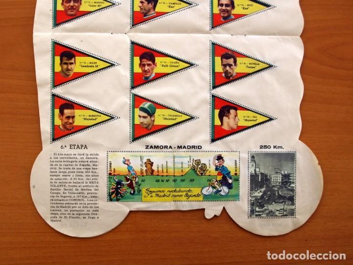 Coleccionismo deportivo: Álbum Ciclismo - Vuelta ciclista a España 1960 - Editorial Fher - Completo - Foto 12 - 97763767