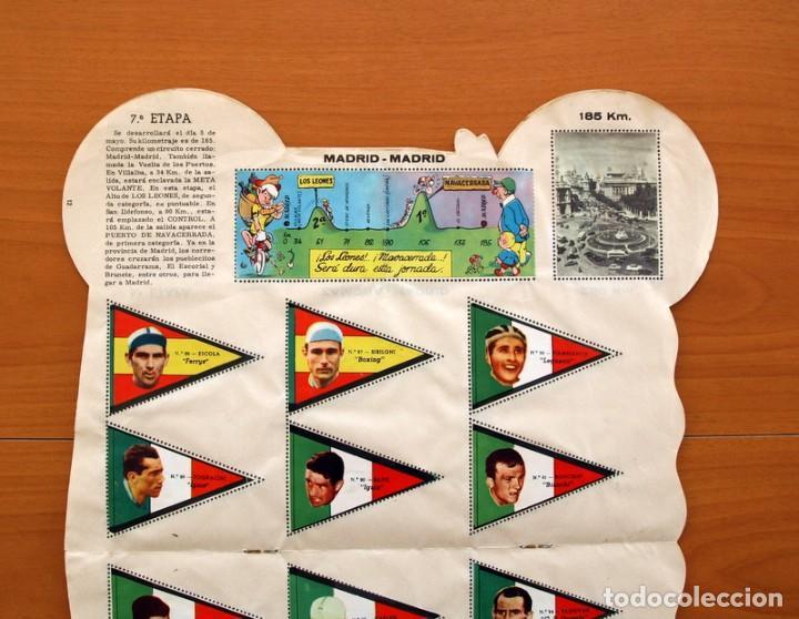 Coleccionismo deportivo: Álbum Ciclismo - Vuelta ciclista a España 1960 - Editorial Fher - Completo - Foto 13 - 97763767