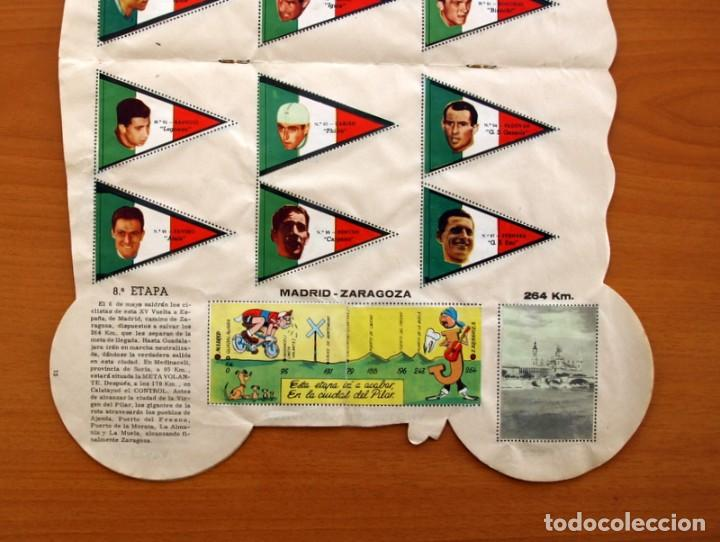 Coleccionismo deportivo: Álbum Ciclismo - Vuelta ciclista a España 1960 - Editorial Fher - Completo - Foto 14 - 97763767