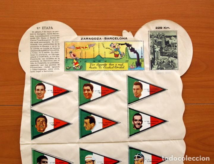 Coleccionismo deportivo: Álbum Ciclismo - Vuelta ciclista a España 1960 - Editorial Fher - Completo - Foto 15 - 97763767
