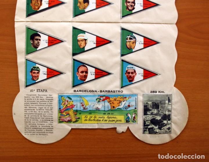 Coleccionismo deportivo: Álbum Ciclismo - Vuelta ciclista a España 1960 - Editorial Fher - Completo - Foto 16 - 97763767
