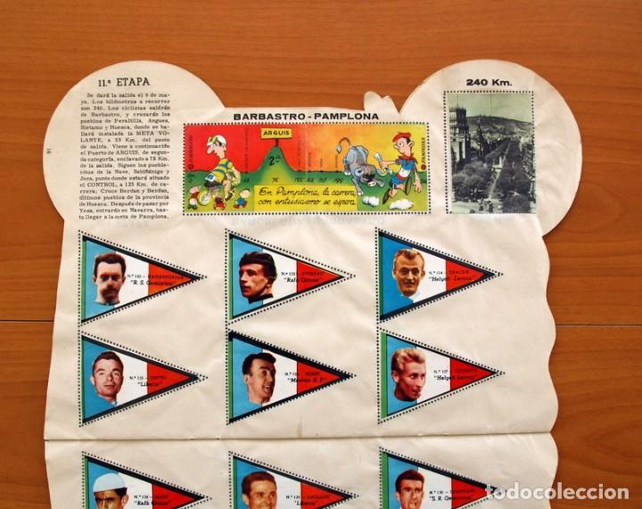 Coleccionismo deportivo: Álbum Ciclismo - Vuelta ciclista a España 1960 - Editorial Fher - Completo - Foto 17 - 97763767
