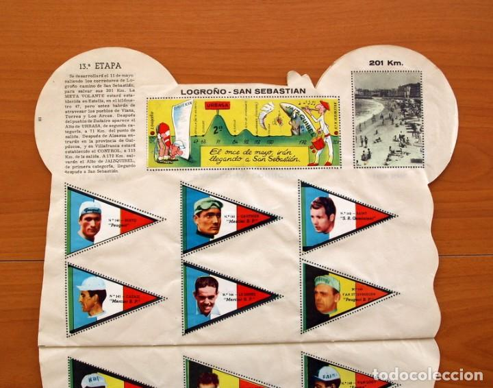 Coleccionismo deportivo: Álbum Ciclismo - Vuelta ciclista a España 1960 - Editorial Fher - Completo - Foto 19 - 97763767