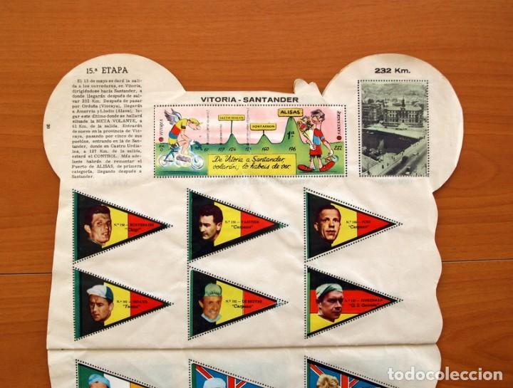 Coleccionismo deportivo: Álbum Ciclismo - Vuelta ciclista a España 1960 - Editorial Fher - Completo - Foto 21 - 97763767