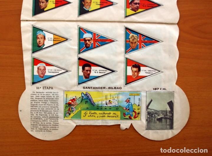 Coleccionismo deportivo: Álbum Ciclismo - Vuelta ciclista a España 1960 - Editorial Fher - Completo - Foto 22 - 97763767