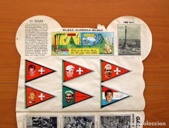Coleccionismo deportivo: Álbum Ciclismo - Vuelta ciclista a España 1960 - Editorial Fher - Completo - Foto 23 - 97763767