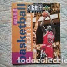 Coleccionismo deportivo: NBA CARDS SERIES 1 95-96. Lote 97915031