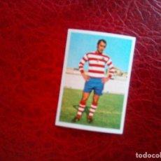 Coleccionismo deportivo: LORENZO GRANADA ED FHER DISGRA 75 76 CROMO FUTBOL LIGA 1975 1976 SIN PEGAR - 90. Lote 98775447