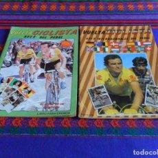 Coleccionismo deportivo: VUELTA CICLISTA ASES INTERNACIONALES DEL PEDAL 1983, VUELTA CICLISTA ASES DEL PEDAL 1987. INCOMPLETO. Lote 99797639