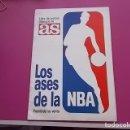 Coleccionismo deportivo: ALBUM DE AS LOS ASES DE LA NBA COMPLETO. Lote 102101503