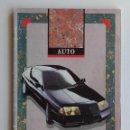 Coleccionismo deportivo: ALBUM DE CROMOS COMPLETO, AUTO. EDICIONES AUGE, 1990. STICKLINE. Lote 105273711