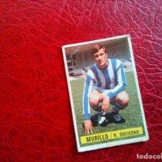 Coleccionismo deportivo: MURILLO REAL SOCIEDAD ED ESTE 74 75 CROMO FUTBOL LIGA 1974 1975 - SIN PEGAR - 95. Lote 106710111