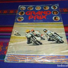Coleccionismo deportivo: GRAND PRIX COMPLETO. EDITORIAL FHER 1977. MOTOCICLISMO MOTORISMO. DIFÍCIL.. Lote 108236107