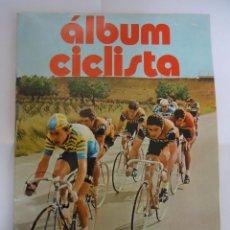 Coleccionismo deportivo: ALBUM DE CROMOS COMPLETO ALBUM CICLISTA .AÑO 1972. Lote 108867523
