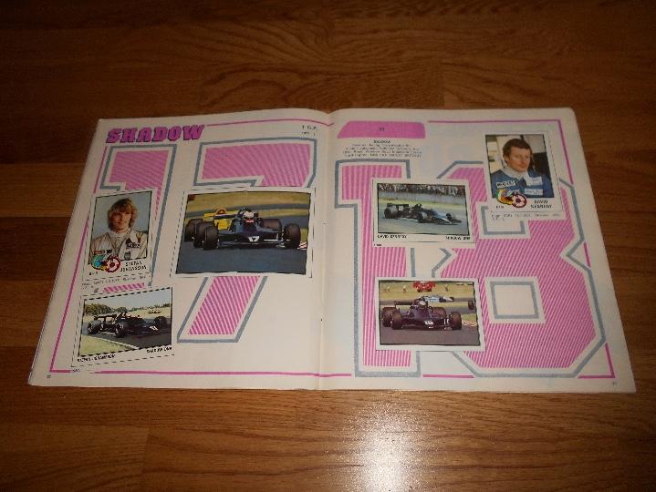 Coleccionismo deportivo: PANINI ALBUM F1 GRAN PRIX FORMULA 1 INCOMPLETO BUEN ESTADO FALTAN 27 CROMOS - Foto 12 - 110263343