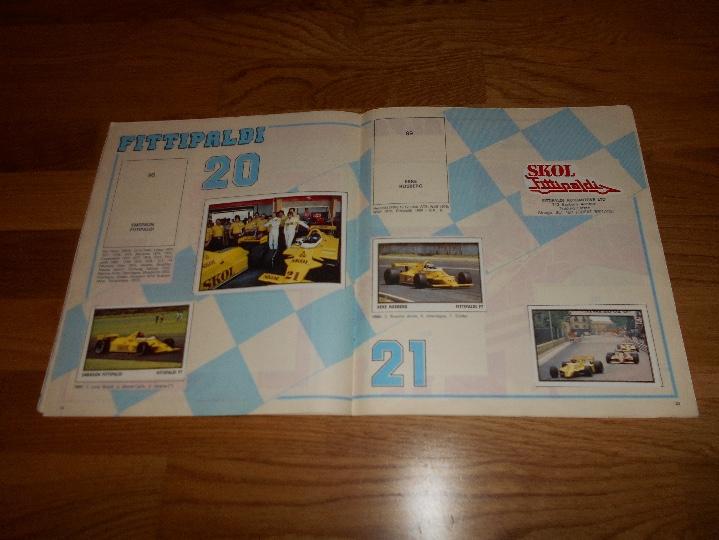 Coleccionismo deportivo: PANINI ALBUM F1 GRAN PRIX FORMULA 1 INCOMPLETO BUEN ESTADO FALTAN 27 CROMOS - Foto 13 - 110263343