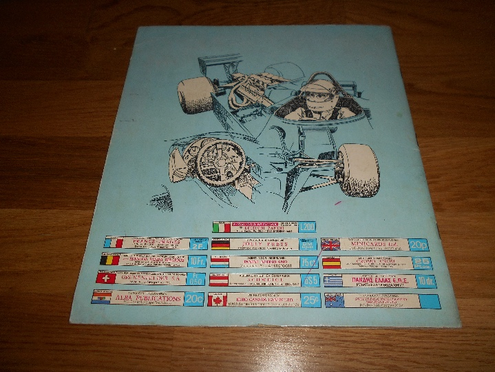 Coleccionismo deportivo: PANINI ALBUM F1 GRAN PRIX FORMULA 1 INCOMPLETO BUEN ESTADO FALTAN 27 CROMOS - Foto 19 - 110263343