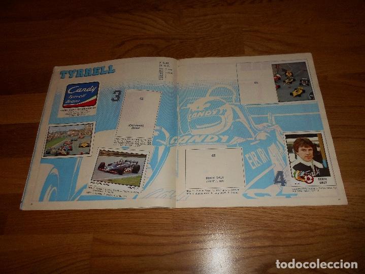 Coleccionismo deportivo: PANINI ALBUM F1 GRAN PRIX FORMULA 1 INCOMPLETO BUEN ESTADO FALTAN 27 CROMOS - Foto 7 - 110263343