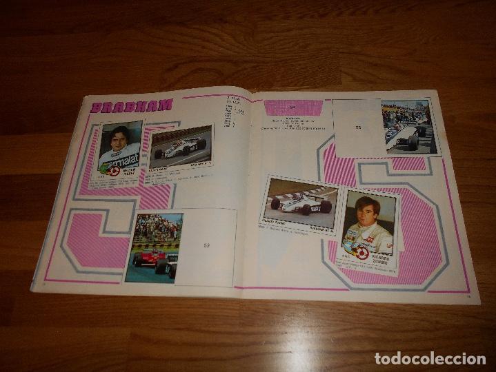 Coleccionismo deportivo: PANINI ALBUM F1 GRAN PRIX FORMULA 1 INCOMPLETO BUEN ESTADO FALTAN 27 CROMOS - Foto 8 - 110263343